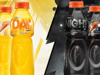 GATORADE DAY & NIGHT